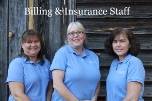 Billing Insurance Staff 2016